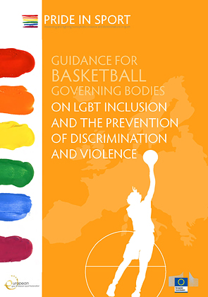 Guidance for Basketball Governing Bodies on LGBT Inclusion and the Prevention of Discrimination and Violence
