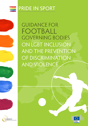 Guidance for Footballl Governing Bodies on LGBT Inclusion and the Prevention of Discrimination and Violence